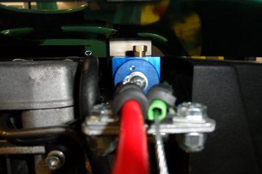 Ammann APR 3520 Compactor Valve Installation
