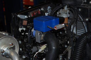 Ammann Rammax 1575 Trench Compactor Valve Installation