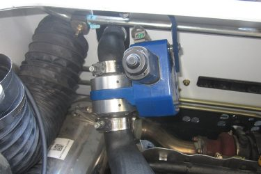 Bobcat S650 Valve Installation Engine View