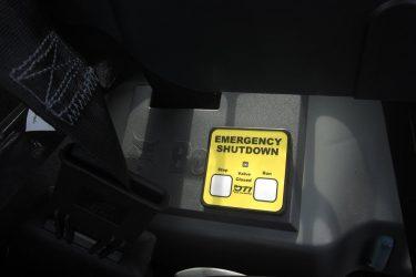Bobcat S70 Skidsteer Dash Control installation