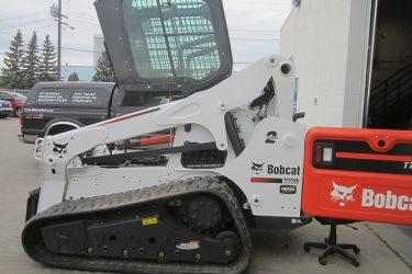 Bobcat T770 Track Loader