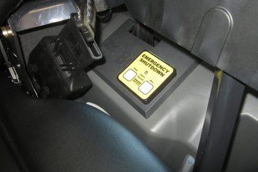 Bobcat T770 Track Loader Dash Control Installation