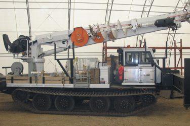 Camoplast GT 3000 Drilling Machine