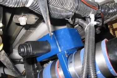 Camoplast GT 3000 Drilling Machine Valve Installation