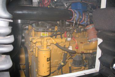 Camoplast GT 3000 Drilling Machine Valve Installation Engine View