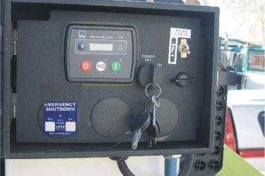 Cyclonaire Vacuum Pump Dash Control Installation