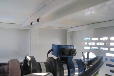 Cyclonaire Vacuum Pump Valve Installation
