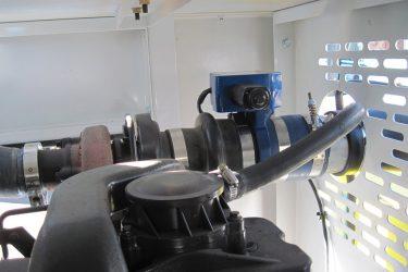 Cyclonaire Vacuum Pump Valve Installation Engine View