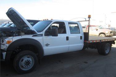 Ford 6.7L Turbo Side Truck
