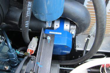 EnPak Air Power 40 Genset Valve Installation