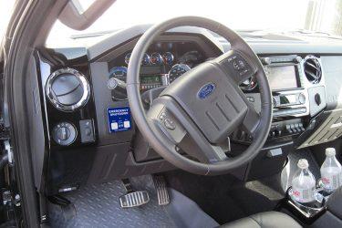 Ford 6.4L Dash Control Installation