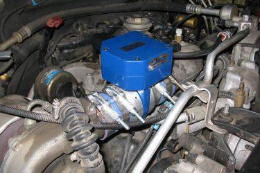 Ford-6.4L-diesel-tech-edmonton-valve-installation-engine-view