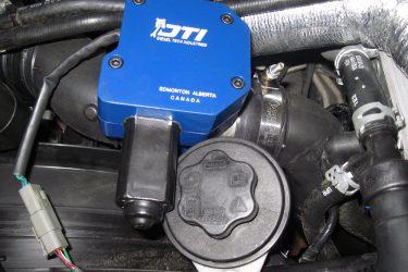 Ford 6.7L Air Intake Side Valve Installation