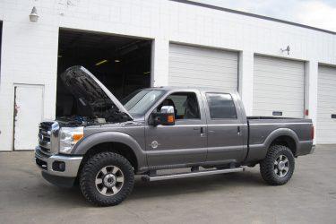 Ford 6.L Truck