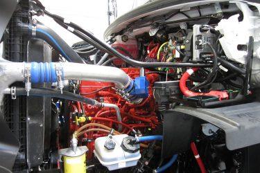 Freightliner Detroit 60 Series Valve Installation Engine View