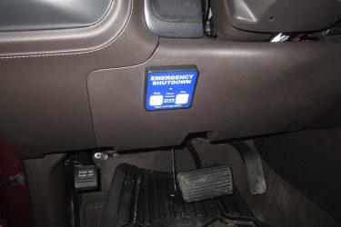 GMC 6.6L Dash Control Installation