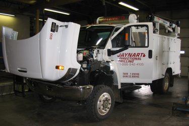 GMC C5500 Truck