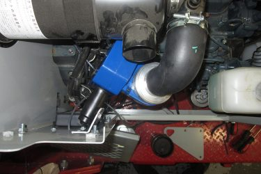 Global Pump High Pressure Trash Pump Valve Installation