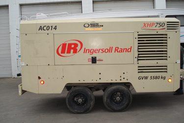 Ingersoll Rand XHP 750 CAT C9 Engine