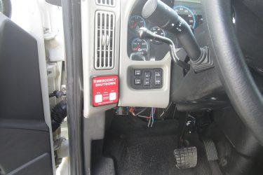 International Cummins ISB Dash Control Installation