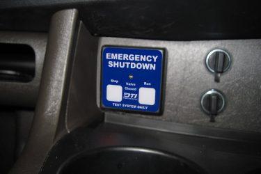 Kenworth CAT C15 Diesel Tech Edmonton Dash Control Installation