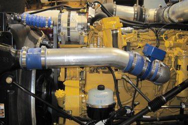 Kenworth CAT C15 Valve Installation Engine View