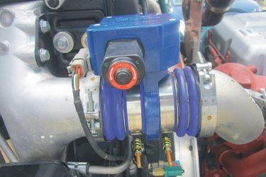 Mack MP10 Valve Installation