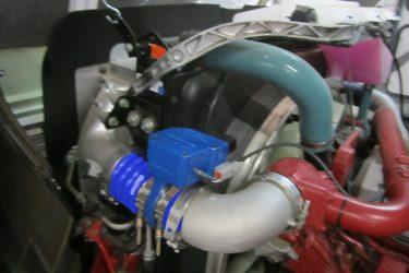 Mack MP8 Valve Installation Engine View Diesel Tech Edmonton