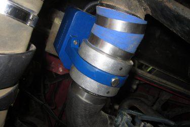 Moffett M8 Forklift Valve Installation
