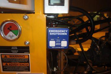 Putzmeister BSA 120 Concrete Pump Dash Control Installation