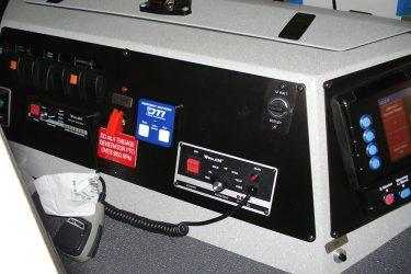 Spartan Fire Truck Detroit 60 Series Dash Control Installation