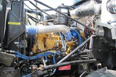 Western Star Cat C15 Valve Installation Engine View